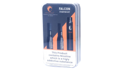 Falcon Starter Kit Plus Extra Clearomizer