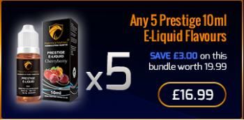 Electronic Cigarette E Liquid
